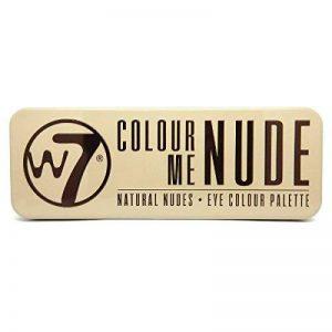 w7 Palette Maquillage de 12 Ombres à Paupières Effet Nude de Star 141 g de la marque w7 image 0 produit