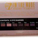 w7 Palette Maquillage de 12 Ombres à Paupières Effet Nude de Star 141 g de la marque w7 image 1 produit