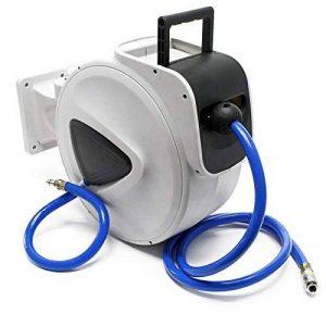 WilTec Dévidoir de Tuyau à air comprimé 20m Automatique Enrouleur pneumatique de la marque WilTec image 0 produit