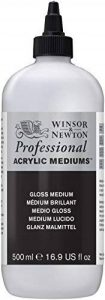 Winsor & Newton acrylique Effet laqué 500 ml de la marque Winsor & Newton image 0 produit