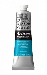 Winsor & Newton Artisan 37ml Peinture Bleu Cæruleum Imitation de la marque Winsor & Newton image 0 produit