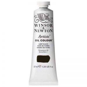 Winsor & Newton Artists Huile extra fine 37ml Peinture Noir de Bougie de la marque Winsor & Newton image 0 produit