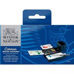 Winsor & Newton Cotman Aquarelle extra-fine Field boîte de la marque Winsor & Newton image 0 produit