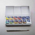 Winsor & Newton Cotman Boîte de Peinture Aquarelle en Plastique de la marque Winsor & Newton image 1 produit