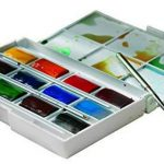 Winsor & Newton Cotman Set d'Aquarelle 12 Grands Godets de la marque Winsor & Newton image 1 produit