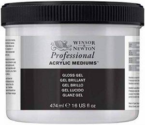 Winsor & Newton Gel acrylique Effet laqué 474 ml de la marque Winsor & Newton image 0 produit