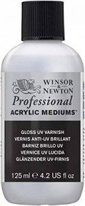 Winsor & Newton Pam UV Vernis Brillant 125ml de la marque Winsor & Newton image 0 produit