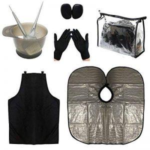 xnicx Peigne Pinceau Brosse Bol Pour Coloration Cheveux Teinture Décolorante Coiffure Coiffure Couleur Kit de la marque xnicx image 0 produit