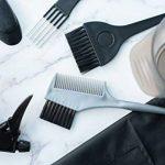 xnicx Peigne Pinceau Brosse Bol Pour Coloration Cheveux Teinture Décolorante Coiffure Coiffure Couleur Kit de la marque xnicx image 1 produit