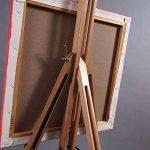 XTRADEFACTORY Chevalet en bois de hêtre pour toile sur châssis de la marque DESIGN DELIGHTS image 2 produit