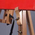 XTRADEFACTORY Chevalet en bois de hêtre pour toile sur châssis de la marque DESIGN DELIGHTS image 3 produit