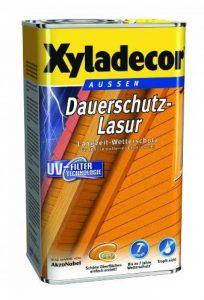 XYLADECOR Holzschutzlasur / Dauerschutzlasur 750 ml palisander de la marque XYLADECOR image 0 produit