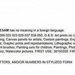 YEESAM ART Nouvelles Peinture au numero pour adulte enfants - Plage Sea Mer Voilier Beach Sailboat 40x50 cm - DIY Painting by Numbers numéro Cadeaux de noël de la marque YEESAM ART image 3 produit