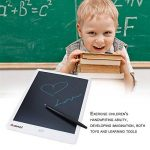 Yeshi 25,4cm LCD Ultra Fine Tablette d'écriture effaçable Digital Planche à dessin pour enfants Cadeau d'anniversaire de la marque Yeshi image 1 produit