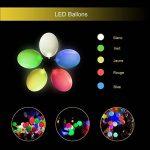 YOHOOLYO 50 Pcs Ballon LED Lumineux Decoration Lumineuse pour Mariage Fête et Soirée de la marque YOHOOLYO image 2 produit