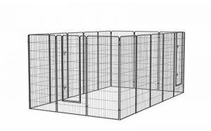 Zolux Chenil métal pour Chien 9,60 m² 4 x 24 x 18 m de la marque Zolux image 0 produit