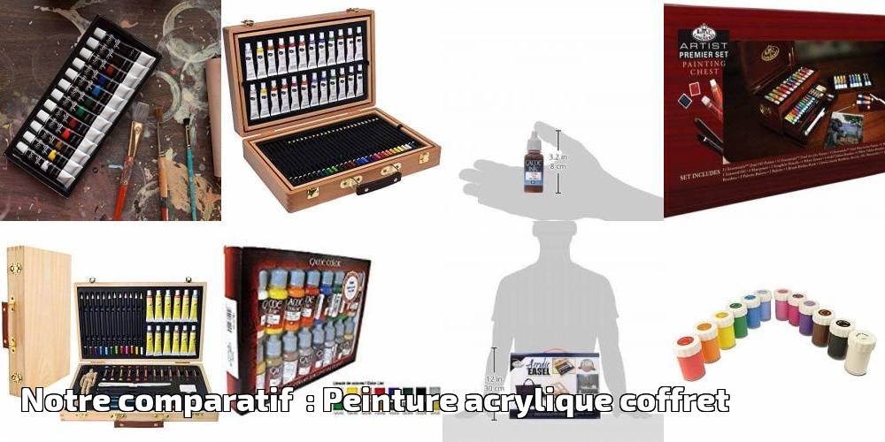 Notre Comparatif Peinture Acrylique Coffret Pour 2019 Meilleure